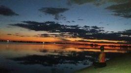 apus si meditatie